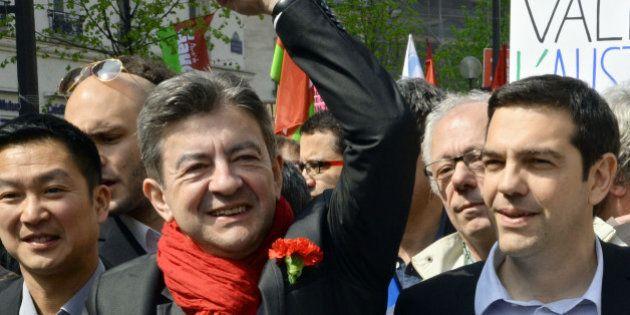 Victoire de Syriza: en France, la gauche radicale exulte, l'extrême droite