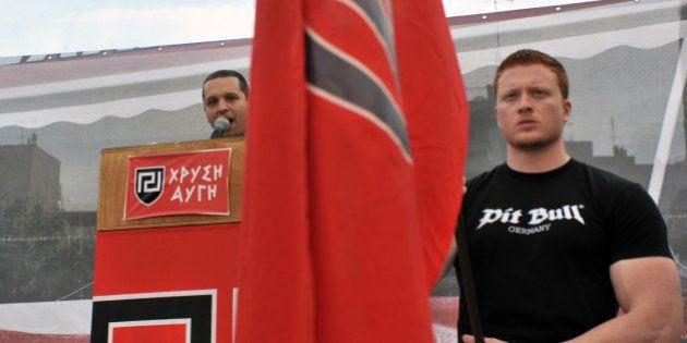 Élections législatives en Grèce: Aube dorée, le parti d'inspiration néonazie, réédite son score de 2012...