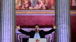 À deux sièges près, Syriza emportait la majorité