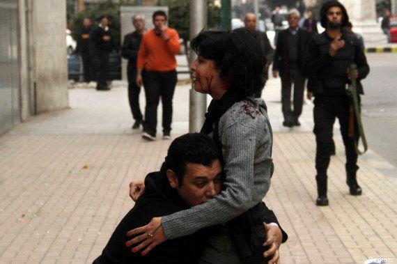 Quatre ans après la révolution égyptienne, la mort photographiée de la militante Shaïmaa al-Sabbagh émeut...