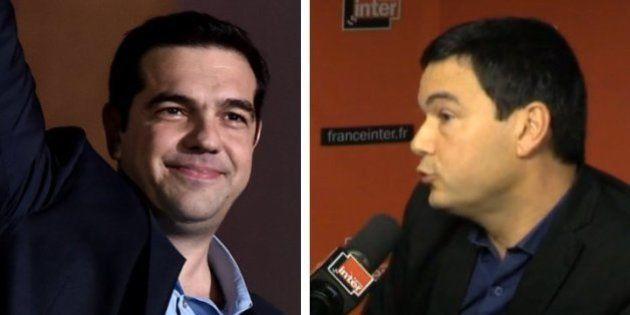 Victoire d'Alexis Tsipras en Grèce: pourquoi il est question de la Seconde guerre