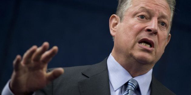 Al Gore se met au régime