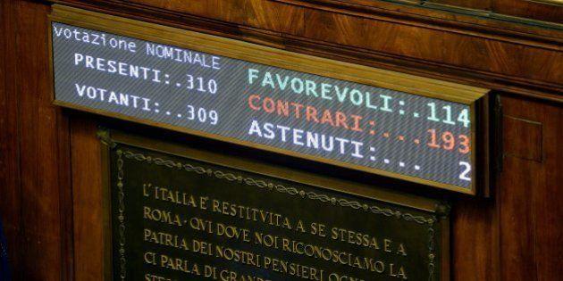 Silvio Berlusconi exclu du Sénat après vingt ans passés au