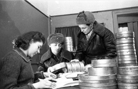 Avant la libération d'Auschwitz, l'horreur de la Shoah filmée par les Soviétiques, des images inédites...