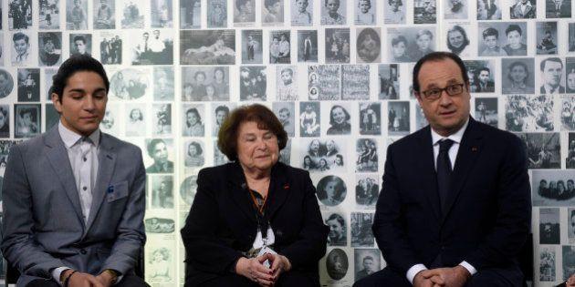 François Hollande à Auschwitz et au Mémorial de la Shoah sur fond d'inquiétude chez les juifs de