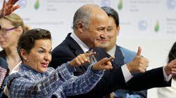 L'accord contre le réchauffement climatique adopté par 195