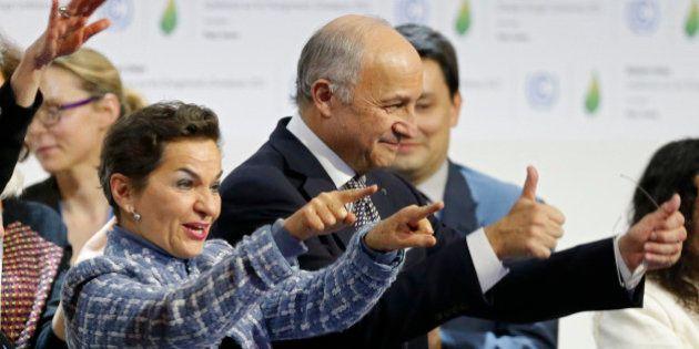 À la COP21, 195 pays adoptent un accord contre le réchauffement