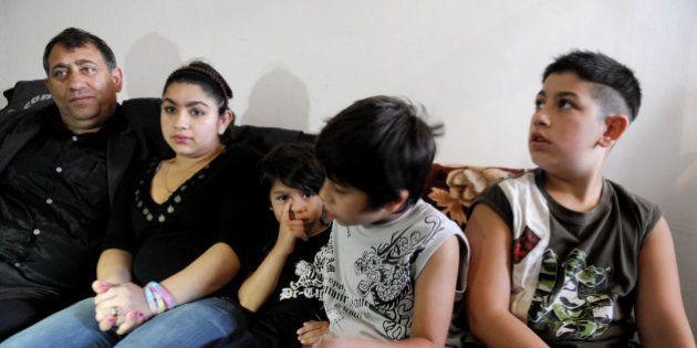Affaire Leonarda: un rapport sur le droit d'asile remet en lumière la famille