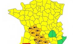 Alerte rouge aux avalanches dans les Pyrénées, une