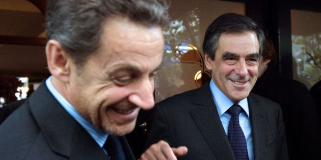 UMP: Sarkozy déjeune avec Fillon pour mettre fin au