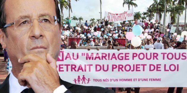 EXCLUSIF. Popularité: Hollande encaisse le mariage gay (Baromètre YouGov Le