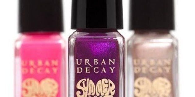 La marque américaine de maquillage Urban Decay rejoint l'empire
