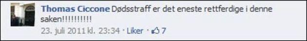Procès de Breivik : Le juge se lâchait sur un