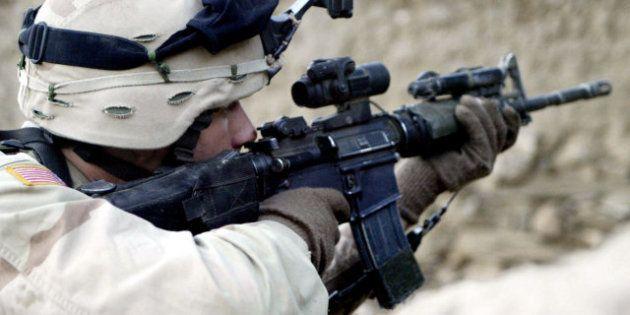 Washington veut garder 10.000 soldats en