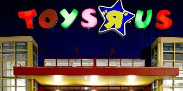 Un catalogue de jouets