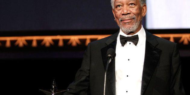 VIDÉOS. L'acteur américain Morgan Freeman soutient le mariage gay dans une