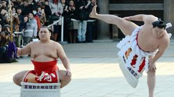 Japon cherche sumo