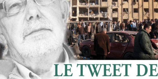 Le tweet de Jean-François Kahn - Alep, ce carnage qui nous laisse