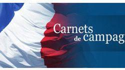 Rachida Dati - Julien Dray : les carnets de campagne présidentielle du