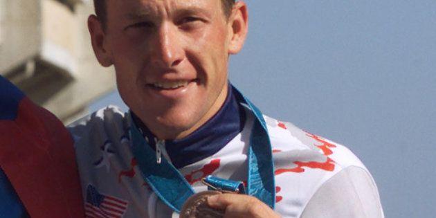 Dopage: Lance Armstrong déchu de sa médaille de bronze olympique gagnée en 2000 par le Comité