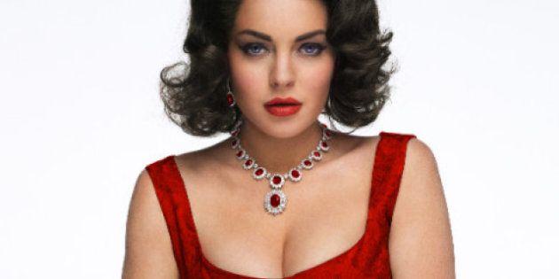 VIDÉOS. Liz & Dick, le téléfilm de Lindsay Lohan en Elizabeth Taylor moqué sur