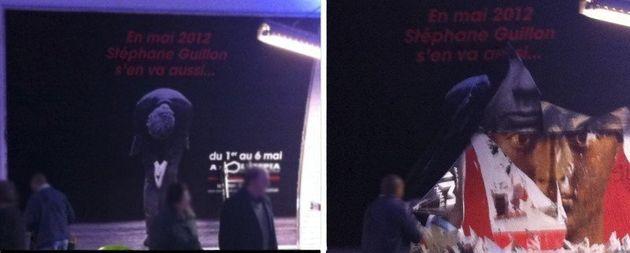 Stéphane Guillon: les affiches de son spectacle interdites dans le métro