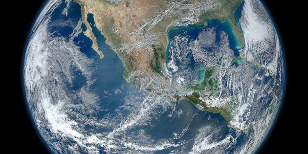 NASA: la planète Terre vue de l'espace en 2012 -