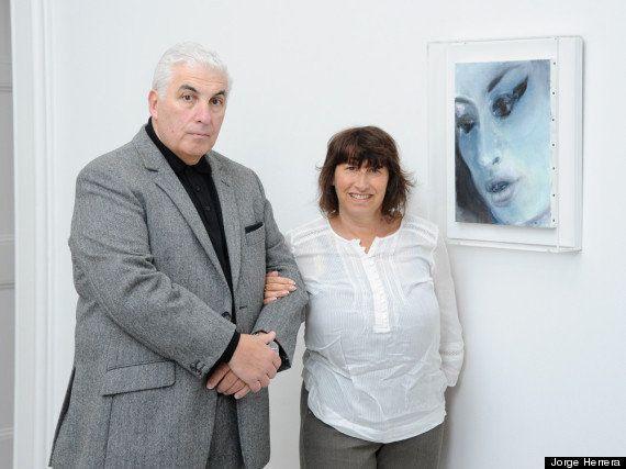 VIDÉOS. Amy Winehouse: un portrait de la chanteuse exposé à la National Portrait Gallery de