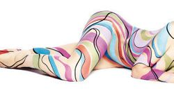 Heidi Klum pose nue pour une