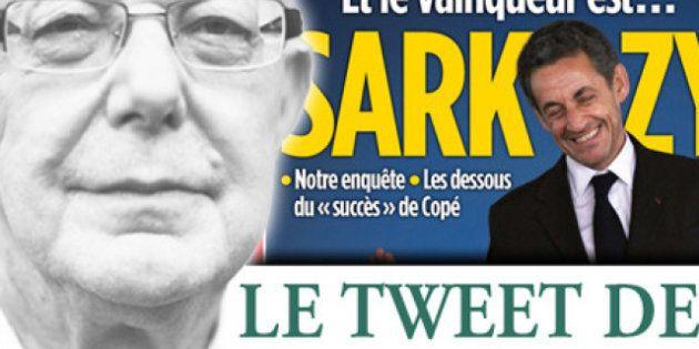 Le tweet de Jean-François Kahn -