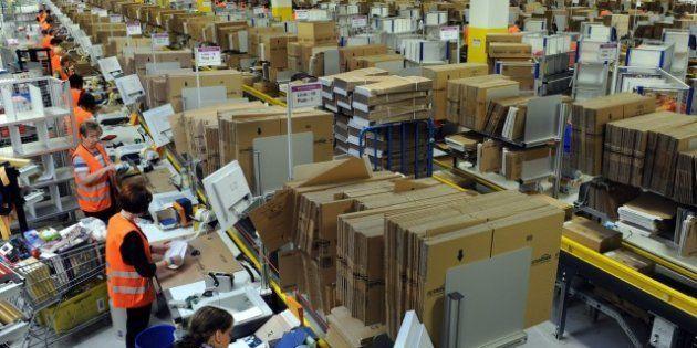 Amazon subventionné pour sa création d'emplois en France mais coupable d'évasion fiscale: ange ou