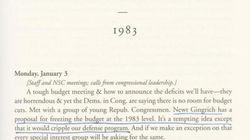 La fantôme de Ronald Reagan s'immisce dans la campagne