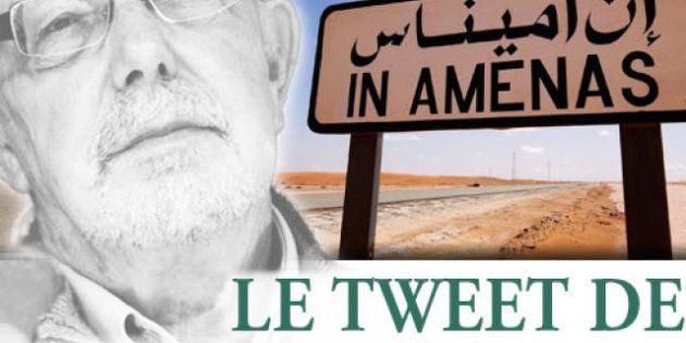 Le tweet de Jean-François Kahn - Prise d'otages en Algérie, a-t-on le droit de dire