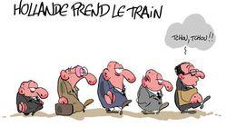 Hollande prend le