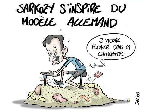 Sarkozy doit-il s'inspirer du modèle