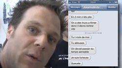 Rémi Gaillard publie un SMS compromettant pour