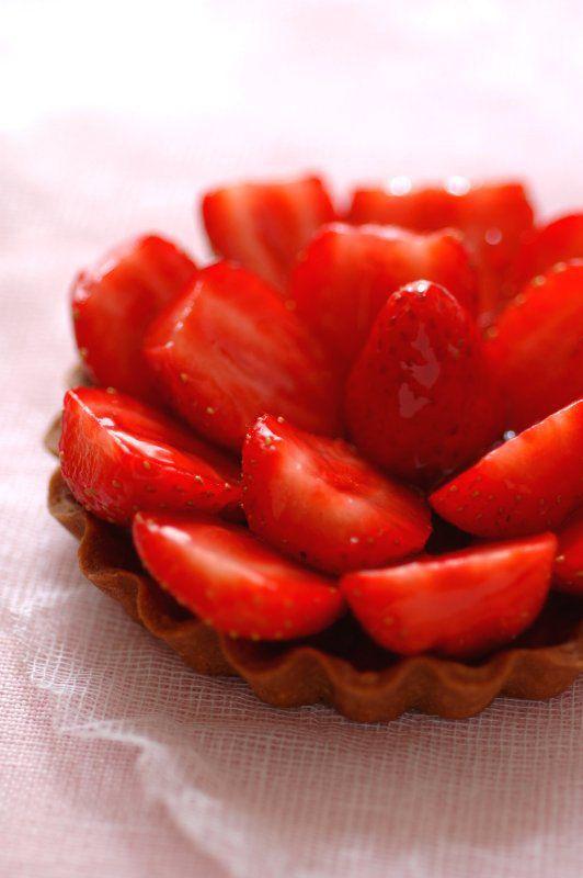 La recette du week-end: la tarte sablée aux