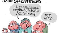 Fin des poursuites pour dopage contre Lance