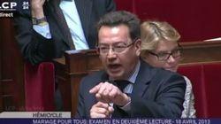 Un député UMP accuse la gauche