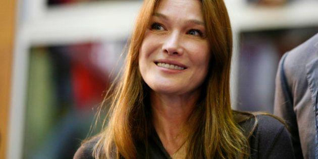 #ChèreCarlaBruni, les féministes répondent à l'interview de l'ex-première dame dans