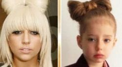Sa coiffure à la Lady Gaga la prive de