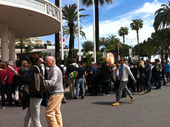 L'envers de Cannes: l'hôtel