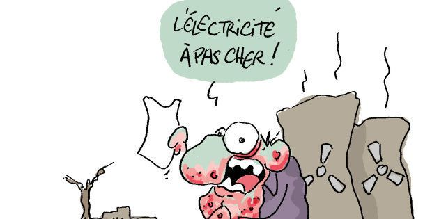 Nucléaire : Sarkozy défend Fessenheim contre la
