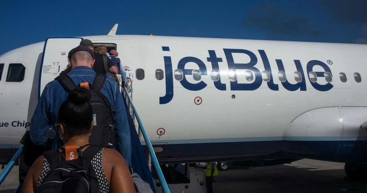 JetBlue Pilot Accused Of Drugging And Raping Female Crew Members