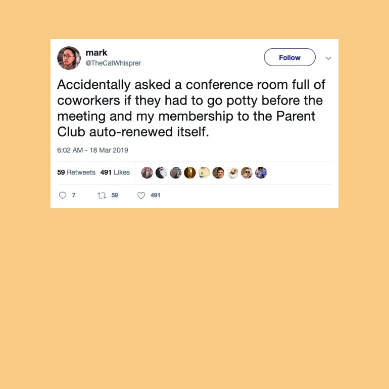 The funniest parenting tweets this week