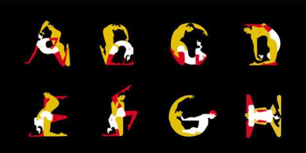 L'alphabet Kama Sutra animé de Malika