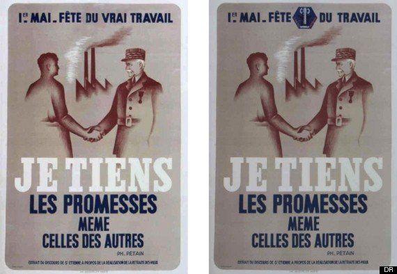 Maréchal Pétain, affiche du
