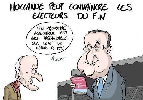 Hollande peut-il convaincre les électeurs du