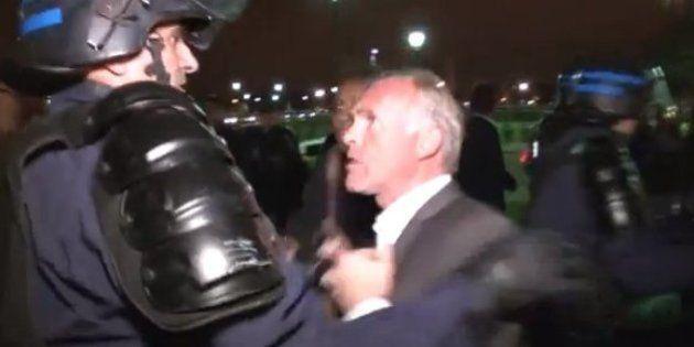 VIDEO. Mariage gay : scène de violence entre Dominique Tian, député UMP, et des