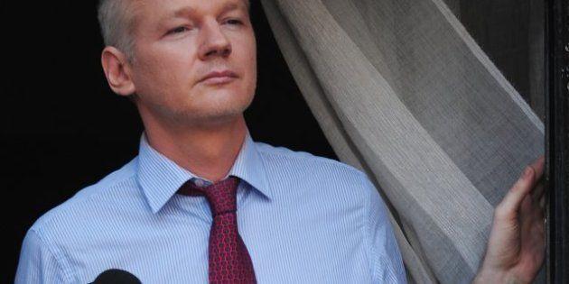 Julian Assange malade: le fondateur de Wikileaks souffre d'une affection pulmonaire selon